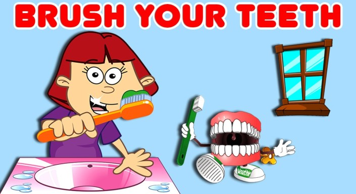Brush Your Teeth Properly